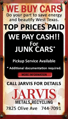 We Buy Junk Cars!